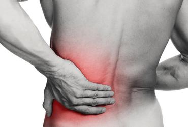 Корінцевий біль, що віддає в кінцівки, лопаткову чи тазову зони